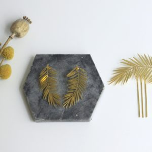 Palm Hair Comb