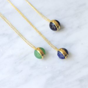 Sphere Short Necklace