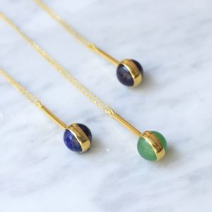 Sphere Long Necklace